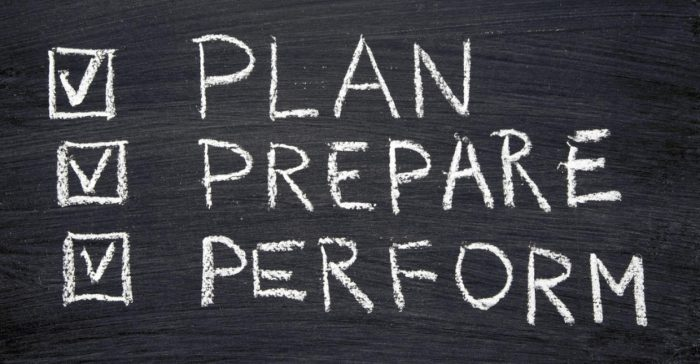 Preparation, the Platform, and Performance
